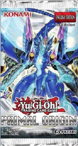 15 x Yu-Gi-Oh! - Primal Origin Boosters - ENGLISH