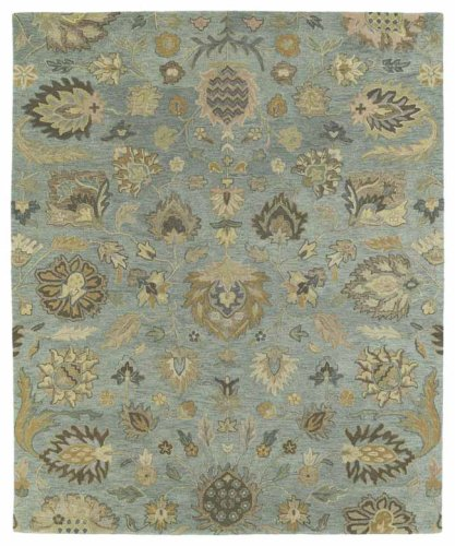 (Kaleen 3203-56-268 Helena Collection Hand Tufted Area Rug, 2'6