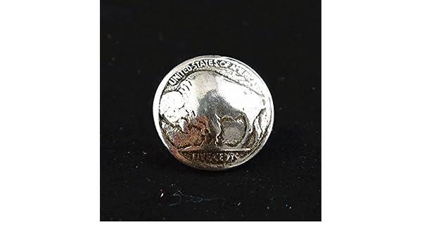 19mm Buffalo Button Concho