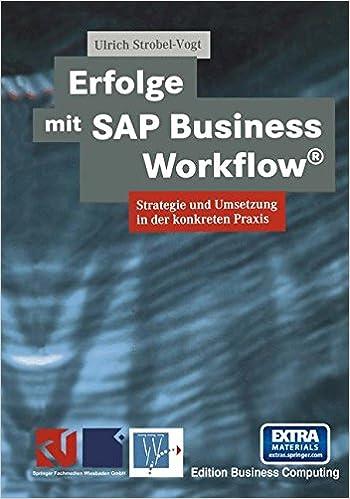 Erfolge mit SAP Business Workflow