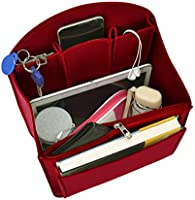 504beef1f70 Jiyaru Felt Backpack Organizer Insert for Rucksack Handbag Shoulder ...