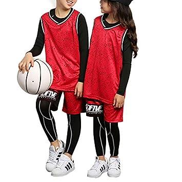 best service 2242b 5cb07 STARINN Kinder Basketball Trikots Set Fußball Uniform ...