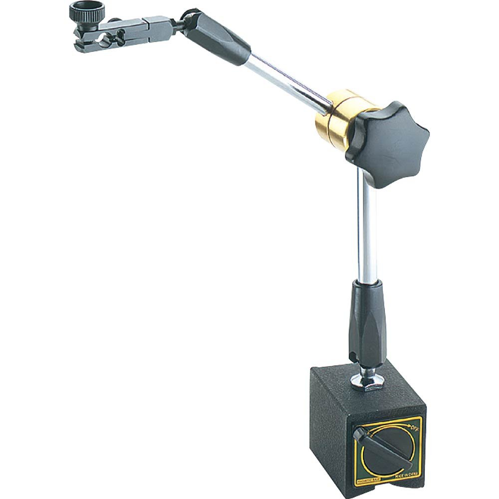 Grizzly G9626 Universa Length Magnetic Base, 130-Pound Force