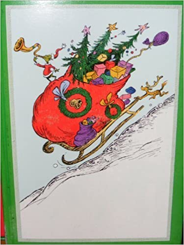 THE GRINCH WHO STOLE CHRISTMAS**20 Christmas Card Boxed Set**4