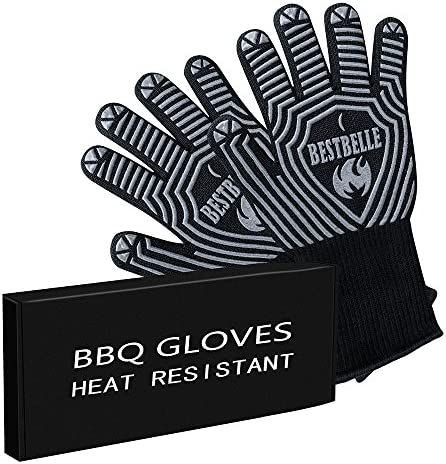 Certified Lady Gloves 932%C2%B0F Resistant Non slip Barbecue
