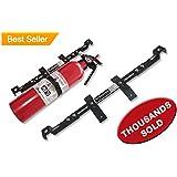 The Bracketeer UFEB1317/D Universal Car Fire Extinguisher