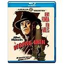 The Wrong Man [Blu-ray]