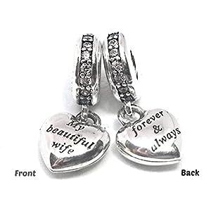 Pandora 791524cz My Beautiful Wife Charm