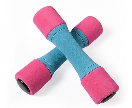 HHORD Gimnasio equipo Inicio deportes unisex con mancuernas pequeñas delgados brazos deportivos conjuntos de mancuernas brazo