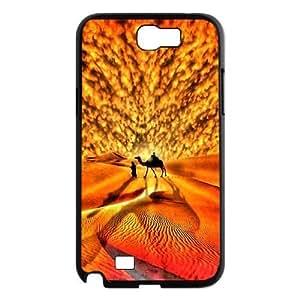 Camel ZLB597330 Custom Case for Samsung Galaxy Note 2 N7100, Samsung Galaxy Note 2 N7100 Case