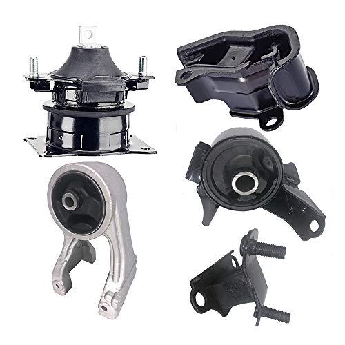 Engine Motor Mount Fits 2005-2006 Honda Odyssey 3.5L VTEC EX/LX Motor & Trans Mount Set 5PCS : A4526HY, A4555, A4553, A6582, A4559