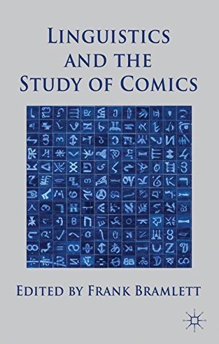 Linguistics and the Study of Comics by Palgrave Macmillan