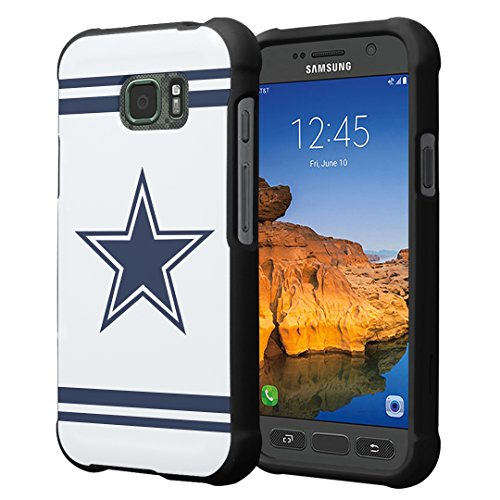 Price comparison product image Galaxy S7 Active Case,  Capsule-Case Slim Fit Snap-on (Black) Hard Case for AT&T Samsung Galaxy S7-Active SM-G891A - (Cowboy)