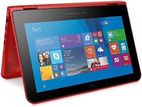 HP Pavilion x360 11-k062nr Net-tablet PC - 11.6