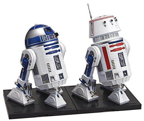 Star Wars 1/12 R2-D2 & R5-D4