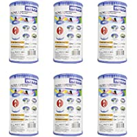 (Pack of 6) Intex 29000E/59900E Easy Set Pool Replacement...