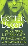 Hotter Blood, Jeff Gelb and Michael Garrett, 0786016442