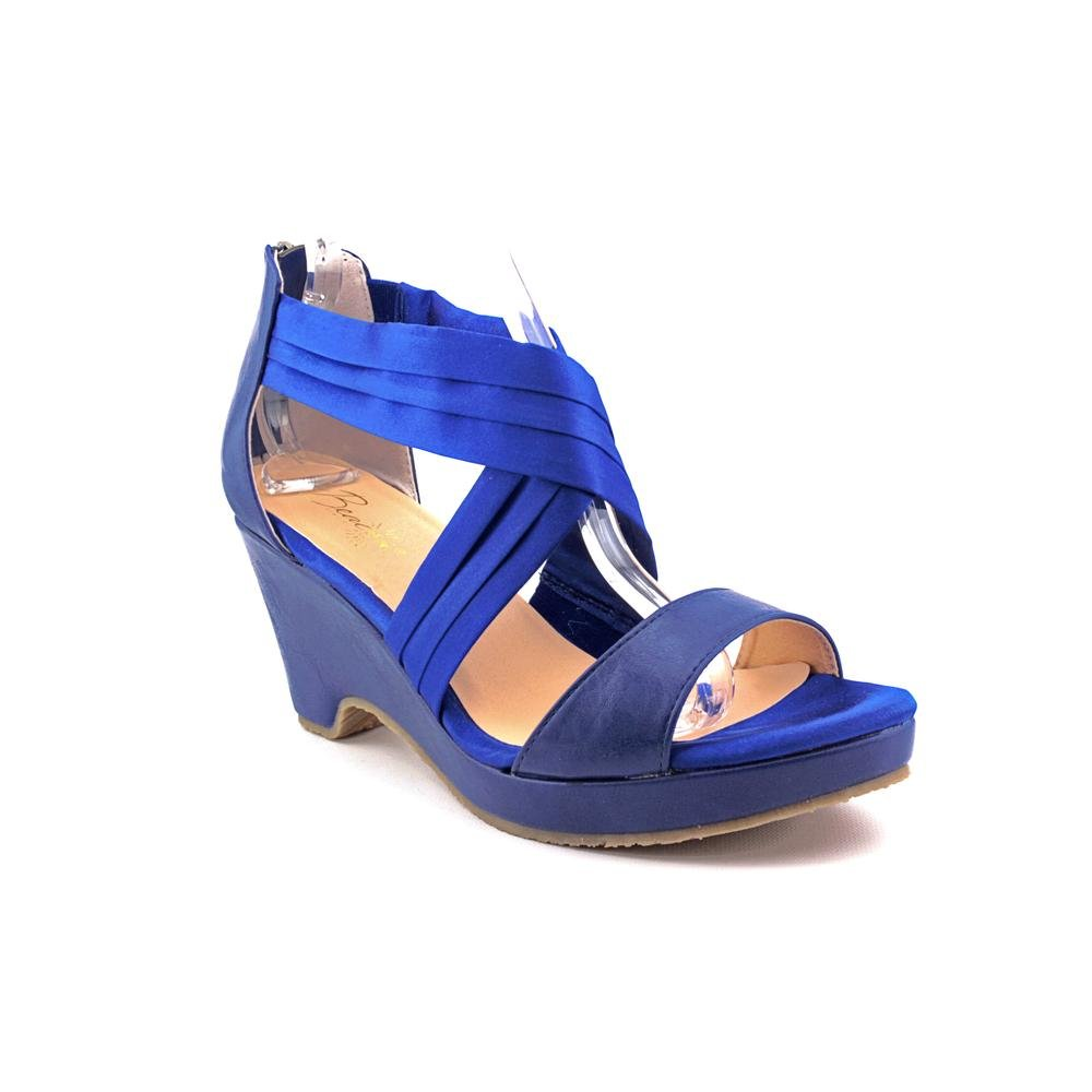 Beacon Womens Aana Criss Open Toe Casual Ankle Strap Sandals B00FY3UW9C 9 C/D US|Blue