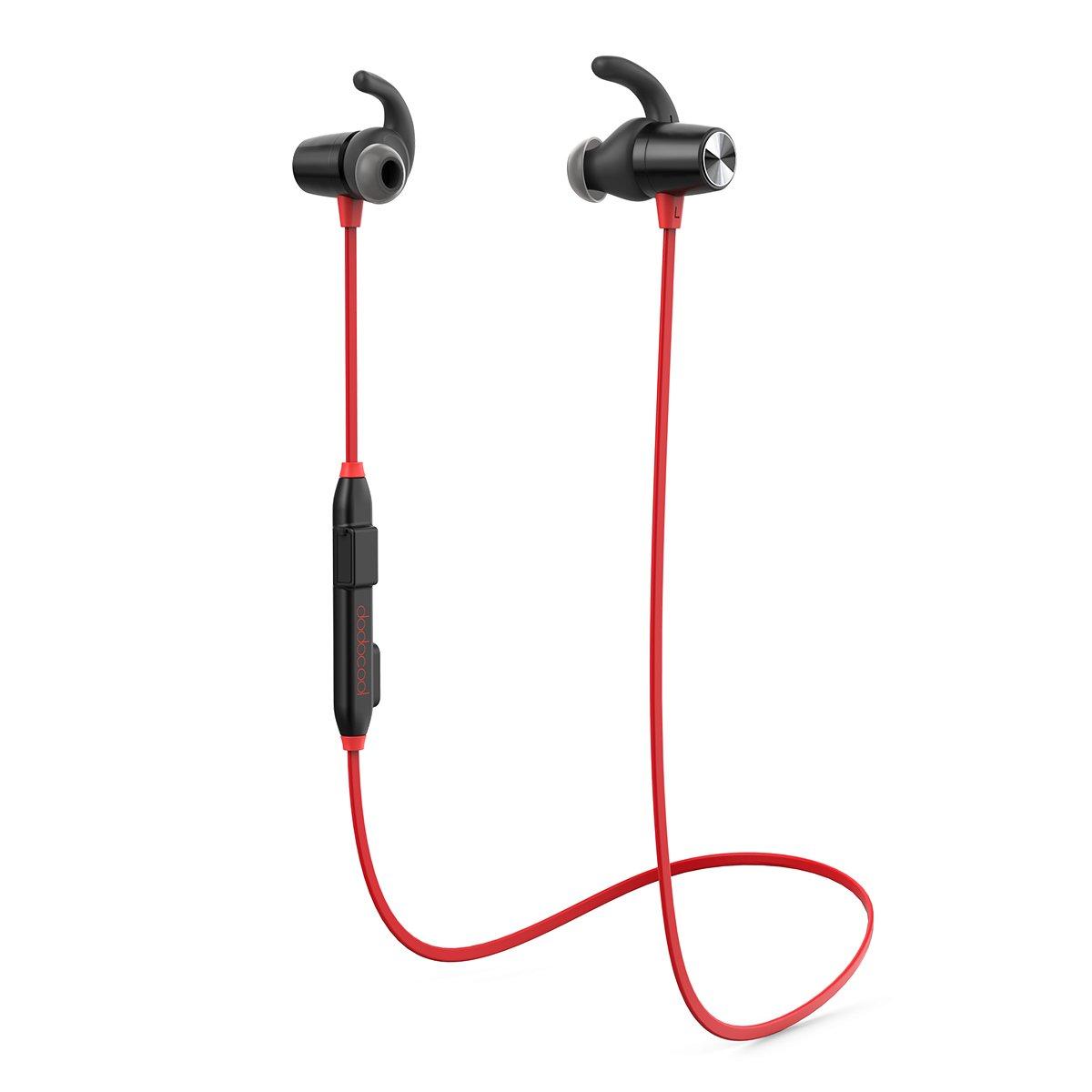 Cuffie Bluetooth 4.1 con microfono dodocool
