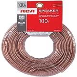 RCA CAH16100 100-Feet 16-Gauge Speaker Wire