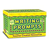Teacher Created Resources TCR9005 Writing Prompt Card, Grade 5