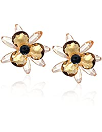 kate spade new york Statement Studs Neutral/Multi-Colored Stud Earrings