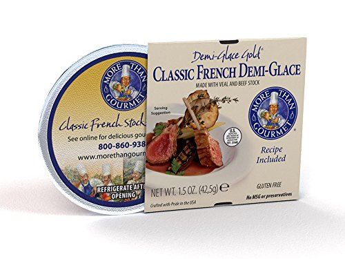 More Than Gourmet Classic French Demi-Glace, 1.5 - Stock Veal