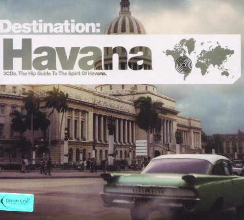 Destination: Havana (Audio Destination)