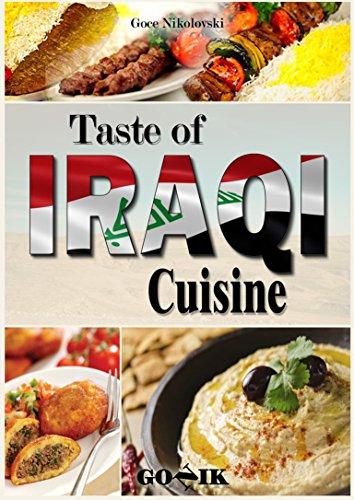 Taste of Iraqi Cuisine by Goce Nikolovski