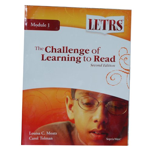 The Challenge of Learning To Read