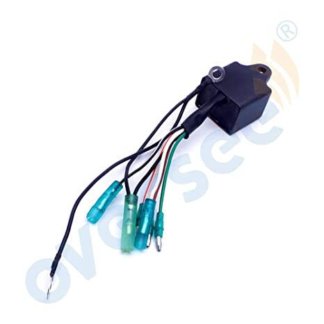 Amazon com : OVERSEE 3HP CDI Unit Assy for Yamaha Outboard Engine