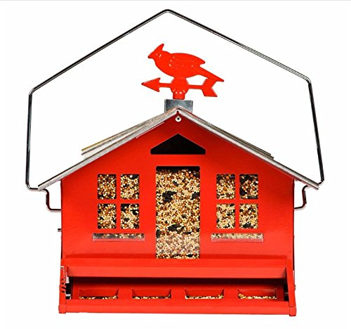 Woodstream Perky-Pet Squirrel-Be-Gone II Country Style Wild Bird Feeder by Woodstream