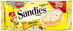 Keebler Sandies Cookies, Pecan Shortbread, 11.3 Oz