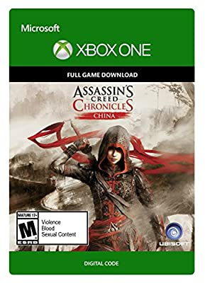 Assassin's Creed Chronicles: China [Online Game Code]