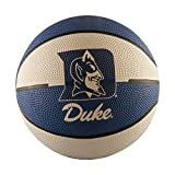 NCAA Duke Blue Devils Mini Size Rubber Basketball, Brown