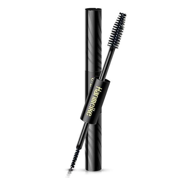 Amazon.com: ❤JPJ(TM)❤ Women Mascara,Girls 3D Fiber Mascara Long Black Waterproof Lash Eyelash Extension Eye Makeup Tool (Black): Home & Kitchen