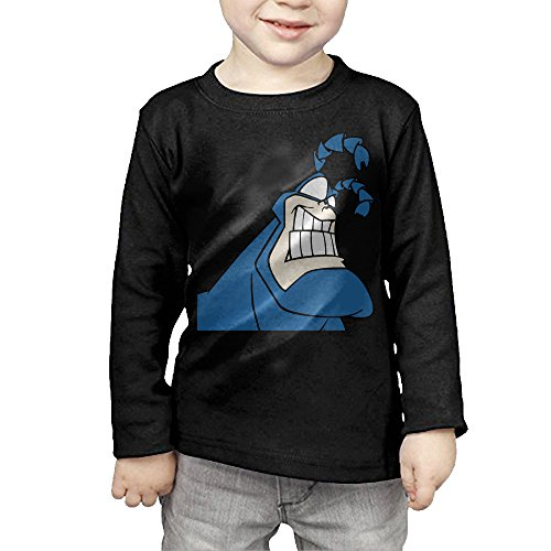 [CAYCGH Child Kids The Tick Long Seelve Baseball Jersey T-Shirt Tee 2 Toddler] (Child Star Wars Costume Australia)