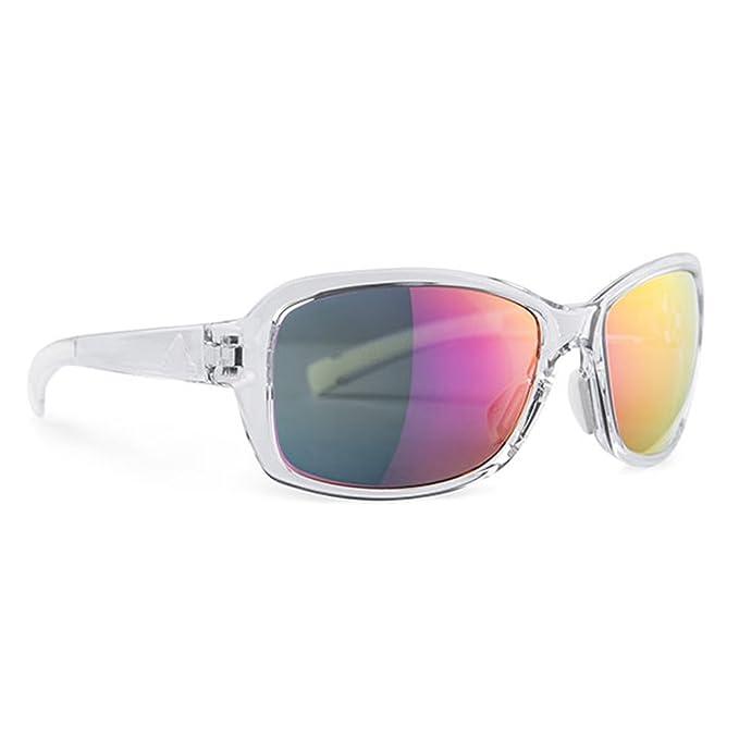 Amazon.com: adidas baboa anteojos de sol (Negro Brillante ...