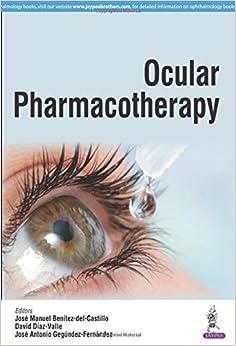 Ocular Pharmacotherapy por Jose M. Benitez-del-castillo