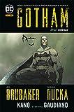 capa de Gotham DPGC. Corrigan - Volume 4