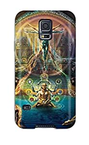 New Arrival Case Cover With CXUSXVh1476ZuLwo Design For Galaxy S5- Rebirth Of Venus