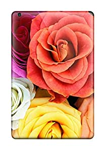 New Cute Funny Flower Case Cover/ Ipad Mini/mini 2 Case Cover