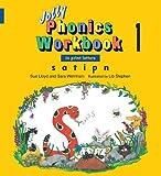 Jolly Phonics Workbook 1 (US Print Letters), Sue Lloyd, 1844140989