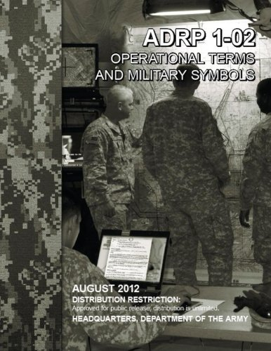 Download Operational Terms and Military Symbols, ADRP 1-02, 31 August 2012 pdf