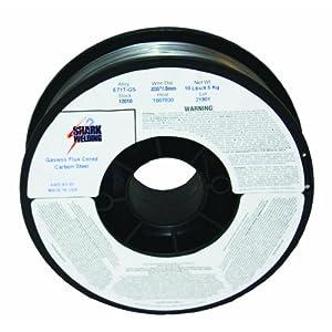 Shark Welding 12010 Flux-Core Mig Wire E71T-GS .035 – 10 lb.