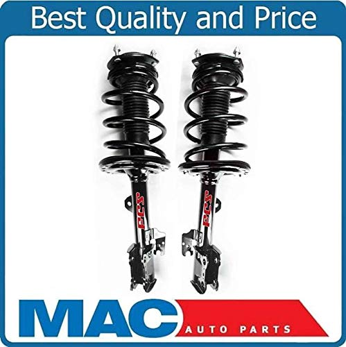 Mac Auto Parts 157612 New Front Complete Spring Struts for Toyota Highlander 3.5L 08-13 /& Hybrid 11-13