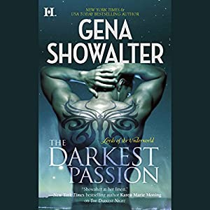The Darkest Passion Audiobook