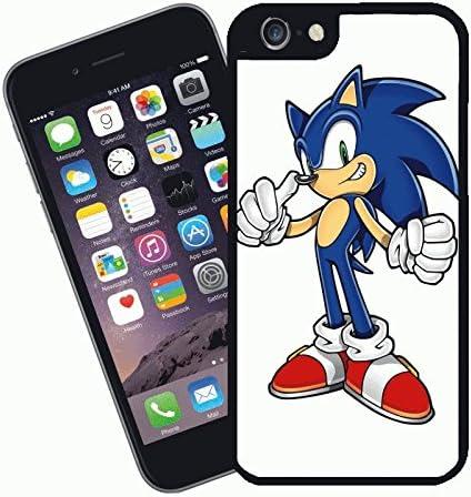 Sonic The Hedgehog Dark Colour iphone case
