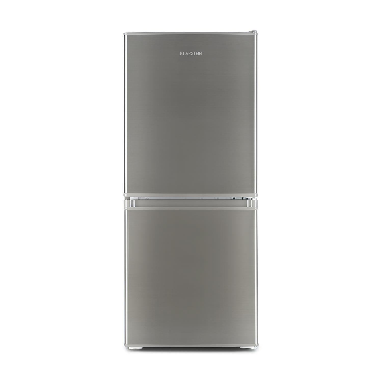 Klarstein Big Daddy Cool 100 • Nevera combi • Nevera de 73 litros • Congelador de 33 litros • 106 litros en total • Regulador de temperaturas • 2 estantes ...