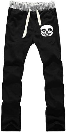 Wywyet Undertale Pantalones De Chandal Para Hombre Pantalon Deportivo Jogger Para Futbol Gimnasio Aptitud Ejercicio Running Ciclismo Pantalones Anime Largos Amazon Es Deportes Y Aire Libre